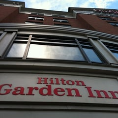 Photo taken at Hilton Garden Inn by Douglas S. on 5/20/2011