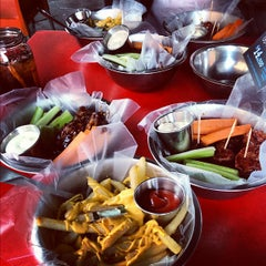 Photo taken at Buffalo Wings by Adolf L. on 8/16/2012