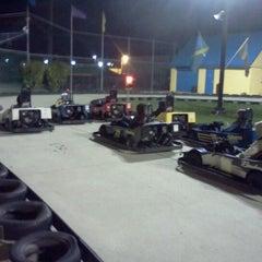 Photo taken at Magic Mountain Fun Center by Aaron E. on 11/9/2011