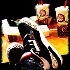 Photo taken at Burger King® by Sabrina D. on 2/14/2012