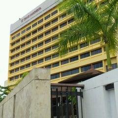 Photo taken at Grand Margherita Hotel by Shah P. on 1/15/2012