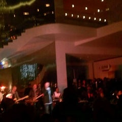 Photo taken at Living Room Bar by terence l. on 2/13/2012