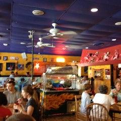 Photo taken at Flaming Amy's Burrito Barn by Brett Q. on 6/26/2012