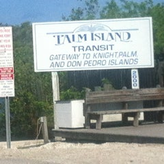 Photo taken at Palm Island Transit by Tab on 6/16/2012