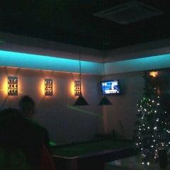Photo taken at Check In Pub & Karaoke by †MuMu I. on 12/12/2011
