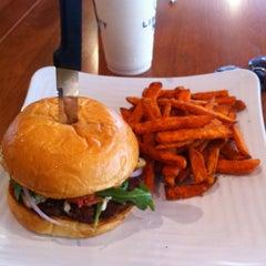 Photo taken at Liberty Burger by Jeff M. on 11/9/2011