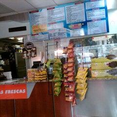 Photo taken at Frutas Frescas by Mi T. on 8/18/2011