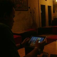 Photo taken at Freshco Cafe by Gallih G. on 8/9/2012