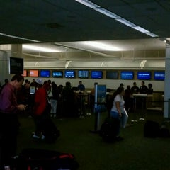 Photo taken at JetBlue Ticket Counter by Kevin O. on 9/1/2011