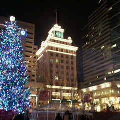 Photo taken at Pioneer Place by Jennifer S. on 12/12/2011