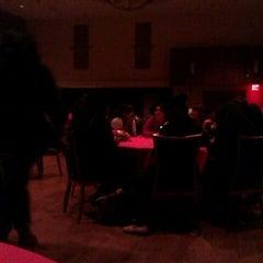 Photo taken at University Center Ballroom by Nadya M. on 2/14/2012