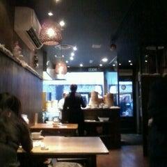 Photo taken at Beijing Dumpling by Leandro S. on 12/11/2011