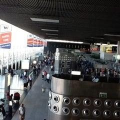 """Photo taken at Aeroporto di Catania Fontanarossa """"Vincenzo Bellini"""" (CTA) by Sophie E. on 6/29/2011"""