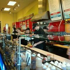 Photo taken at Café Zupas by Liz S. on 1/9/2012