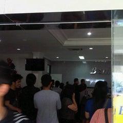 Photo taken at Bank BTN by raino ananta s. on 1/17/2012