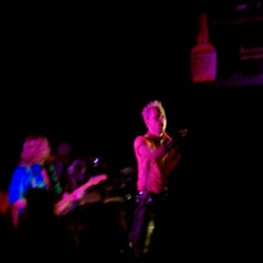 Photo taken at Diesel Rock N Country Bar by April A. on 1/8/2011