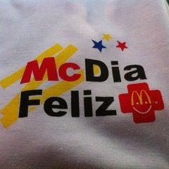 Photo taken at McDonald's by Raissa K. on 8/25/2012