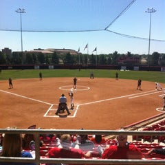 Photo taken at TTU - Rocky Johnson Field by Jared T. on 4/21/2012