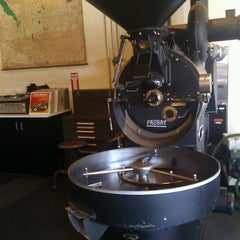 Photo taken at Heart Coffee Roasters by Rand F. on 8/25/2012