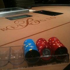 Photo taken at Bellagio Poker Room by Alberto on 4/23/2012