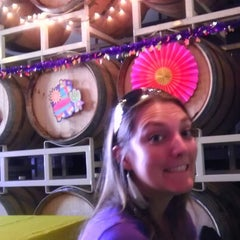Photo taken at Glunz Family Winery by Sergio V. on 8/5/2012