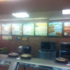 Photo taken at SUBWAY by James on 7/26/2012