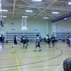 Photo taken at Midlothian Middle School by Sheila A. on 2/4/2012
