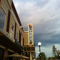Photo taken at Cinébistro at Town Brookhaven by Rebecca S. on 6/9/2012