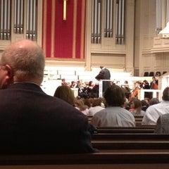 Photo taken at Second Presbyterian Church by B.J. W. on 4/8/2012