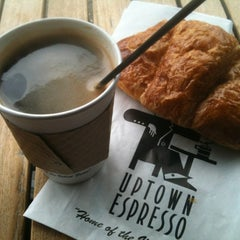 Photo taken at Uptown Espresso by Gary B. on 6/29/2012