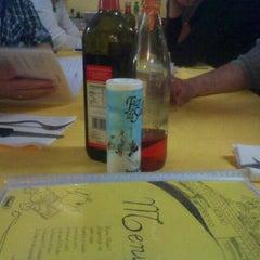 Photo taken at Pizzeria Nonno Papero by Nicola C. on 4/13/2012