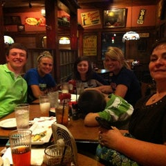 Photo taken at TGI Fridays by Steve P. on 4/16/2012