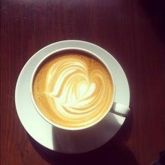Photo taken at Noir Kaffekultur by Jesper B. on 4/17/2012