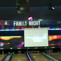 Photo taken at Melody Lanes by Mona V. on 3/4/2012