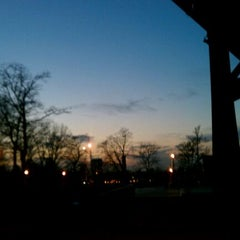 Photo taken at Astoria Park Parking Lot by andrew on 3/19/2012