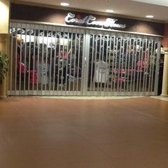 Photo taken at Concourse C by Simon N. on 6/4/2012