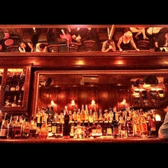Photo taken at Hudson Bar and Books by Gerald S. on 7/28/2012