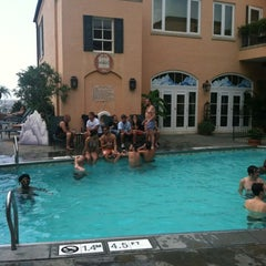 Photo taken at Hotel Monteleone by bartend4fun on 7/24/2012