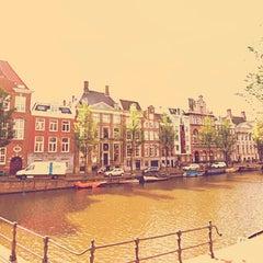 Photo taken at Amsterdam by Wimonsiri J. G. on 7/20/2012