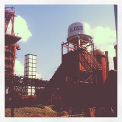 Photo taken at Sloss Furnaces National Historic Landmark by Cory D. on 7/28/2012