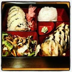Photo taken at Mitaki Japanese Restaurant by Briana R. on 5/25/2012