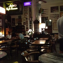Photo taken at Cafe Bassam by Michael on 8/25/2012