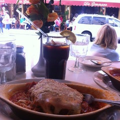 Photo taken at Sofia's of Little Italy by Marce d. on 6/6/2012