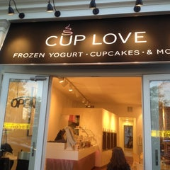 Photo taken at Cup Love by Jessica D. on 4/7/2012