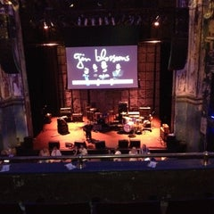 Photo taken at World Cafe Live at the Queen by Rob B. on 8/16/2012