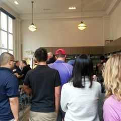 Photo taken at Blue Bottle Coffee by David L. on 7/14/2012