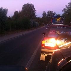 Photo taken at Banderero 1 Cerca De Culenes by Rodrigo C. on 2/19/2012