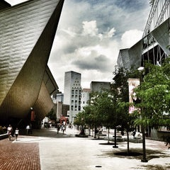 Photo taken at Denver Art Museum by Jimmy S. on 7/7/2012