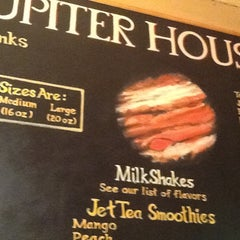 Photo taken at Jupiter House Coffee by 📻📲 Radio23.org on 2/10/2012