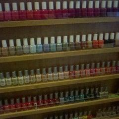 Photo taken at Bellemani nail salon by Melodie T. on 8/28/2011